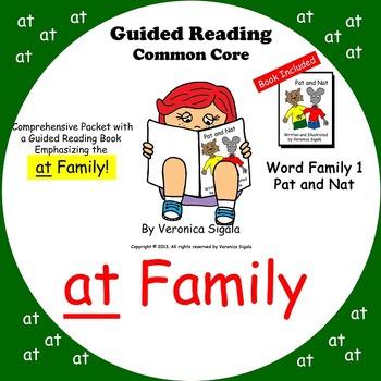 Word Family, Word Family Strategies, Word Family at, Word