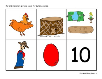 Guided Reading, Guided Reading Strategies, Guided Reading Book 4 Short e Vowel