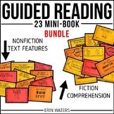 Guided Reading BUNDLE: Comprehension, Nonfiction, & Concepts of Print Minibooks