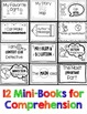 Guided Reading BUNDLE: Comprehension, Nonfiction, & Concepts of Print Minibooks