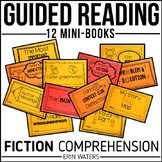 Guided Reading | Printable Mini-Books to Build Comprehension | Distance Learning