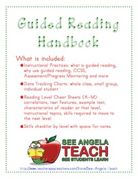 Guided Reading Handbook, Levels A-M