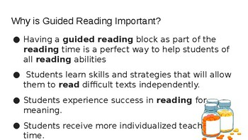 Guided Reading Help