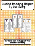 Guided Reading Helper