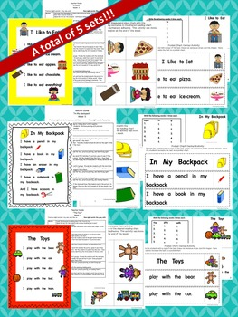 Guided Reading- How to get started: w/ Lessons, Mini-books, and Centers