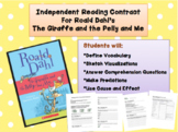 Guided Reading Independent Reading Contract: R. Dahl's: Giraffe, Pelly, and Me