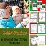 Guided Reading - Informational Text - December by Kim Adsit