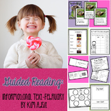 Guided Reading - Informational Text - February by Kim Adsit