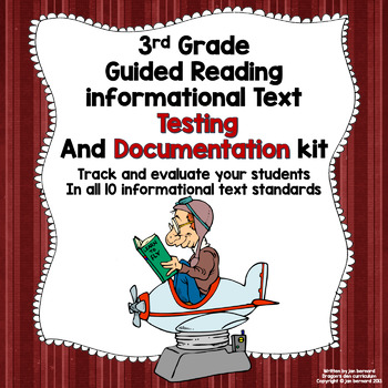 Guided Reading Informational Text Testing and Documentatio