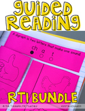 Guided Reading Interactive Journal - BUNDLE