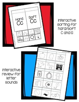 Guided Reading Interactive Journal // Part 4: Letter Sound & ID