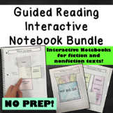 Guided Reading Interactive Notebook BUNDLE