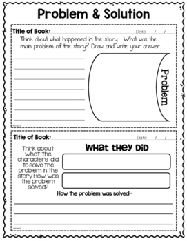 Guided Reading Interactive Notes: 2nd & 3rd Grade