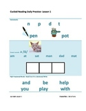 Journeys HM First Grade-Guided Reading Resource
