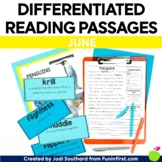 Guided Reading - June