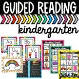 Guided Reading Kindergarten