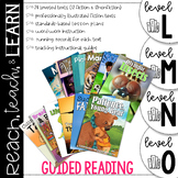 Guided Reading L - O BUNDLE