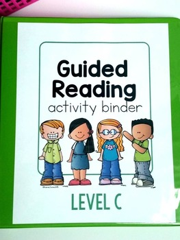 Guided Reading ~ LEVEL C