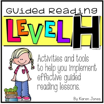 Guided Reading ~ LEVEL H