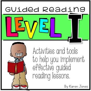 Guided Reading ~ LEVEL I