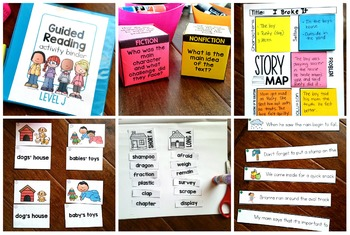 Guided Reading ~ LEVEL J