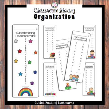 Guided Reading Labels