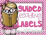 Guided Reading Labels (A-Z)
