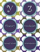 Guided Reading Labels - Blue & Green