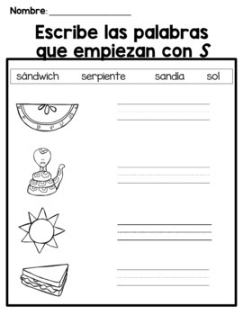 Spanish Guided Reading Lesson 3