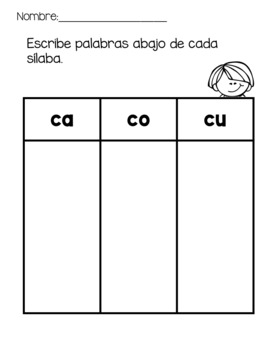 Guided Reading Lesson 6 in Spanish