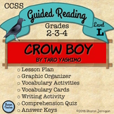 Guided Reading Lesson and Book Study - Crow Boy - Level L