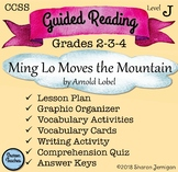 Guided Reading Lesson and Book Study - Ming Lo Moves the Mountain - Level J