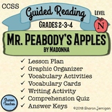 Guided Reading Lesson and Book Study - Mr. Peabody's Apple
