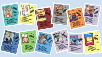 Guided Reading Lesson Plan Bundle Levels M-U