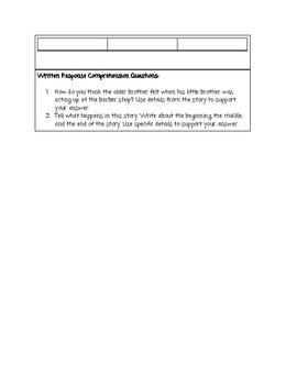 Guided Reading Lesson Plan: Little Brother's Haircut
