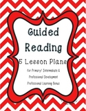 Guided Reading Lesson Plan Template for the 60 Minute Small Group Block
