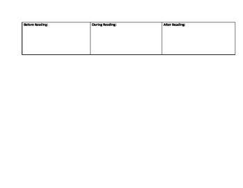 Guided Reading Lesson Plan Template with Standards