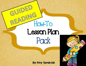 Guided Reading Lesson Plan Template & How to Do it!
