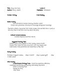 Guided Reading Lesson Plans Level H Bundle