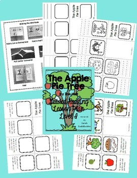 Guided Reading Lesson Plans, Level I Bundle