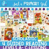 Guided Reading Lesson Plans Levels A-C Bundle