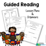 Guided Reading Lesson Plans {Levels Pre-A to Z}