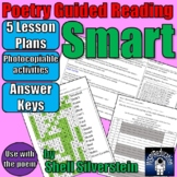 Guided Reading Lesson Plans - Poetry: Smart by Shell Silve