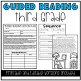 Guided Reading Lesson Plans: 3rd Grade
