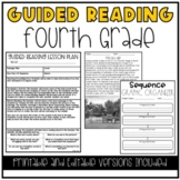 Guided Reading Lesson Plans: 4th Grade