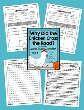 Guided Reading Lesson Plans and Reproducibles, Level H,  Growing Bundle