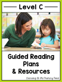 Guided Reading Activities and Lesson Plans for Level C