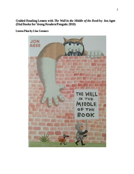 Guided Reading Lesson with The Wall in the Middle of the Book by Jon Agee (Dial