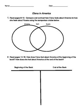 Guided Reading Lesson_Book Comparison