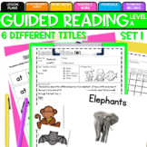 Guided Reading: Level A